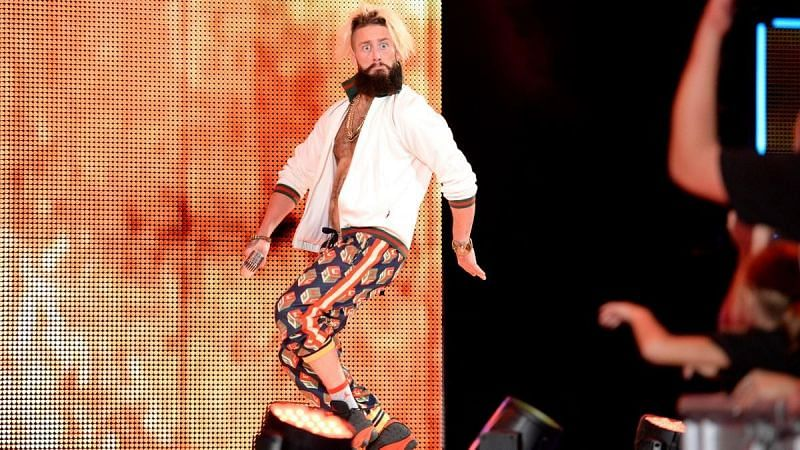 Enzo Amore will be in a shark cage at Summerslam during the Big Show vs Big Cass match