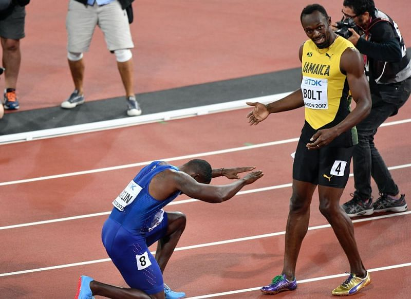Image result for Usain Bolt and the end of an era