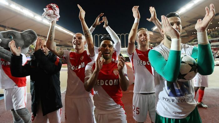 Image result for AS monaco win the league