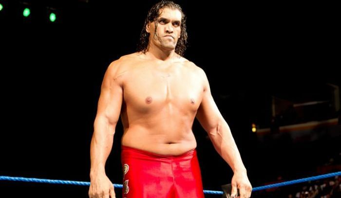 The Great Khali SummerSlam