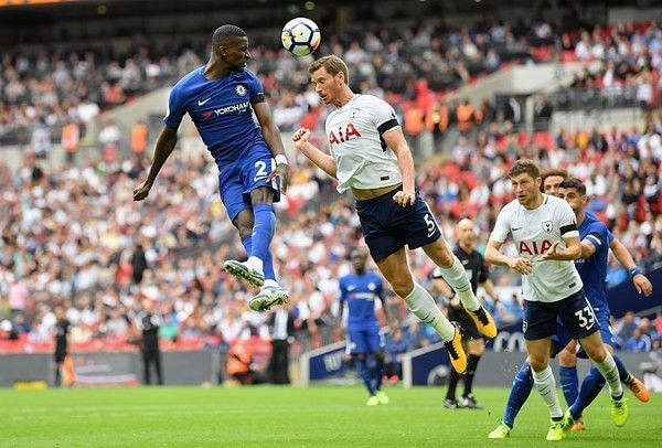 Image result for rudiger against tottenham