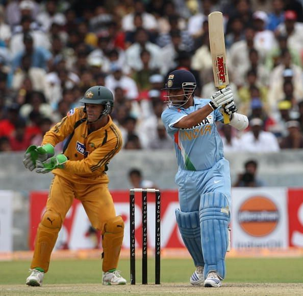 India v Australia - 3rd ODI