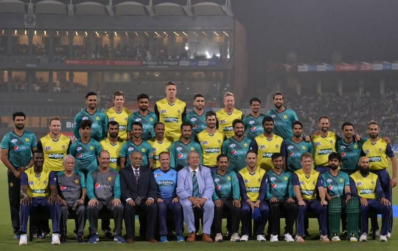 Image result for International cricket returned to Pakistan in 2017