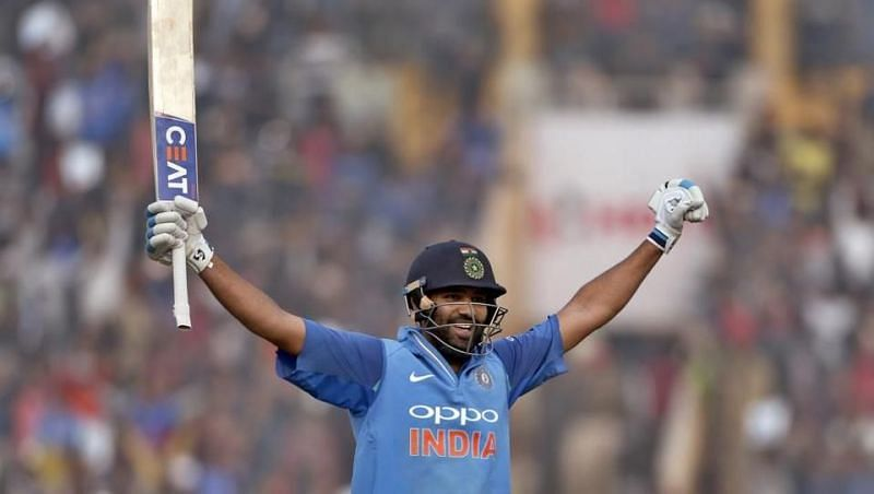 Rohit Sharma's 208*: A look at the record knock in numbers