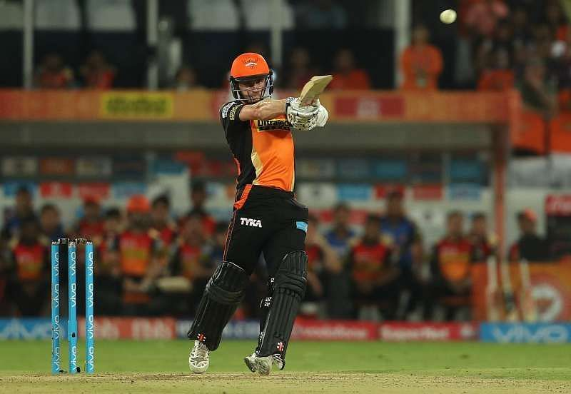 Williamson has been the bedrock of SRH batting thus far