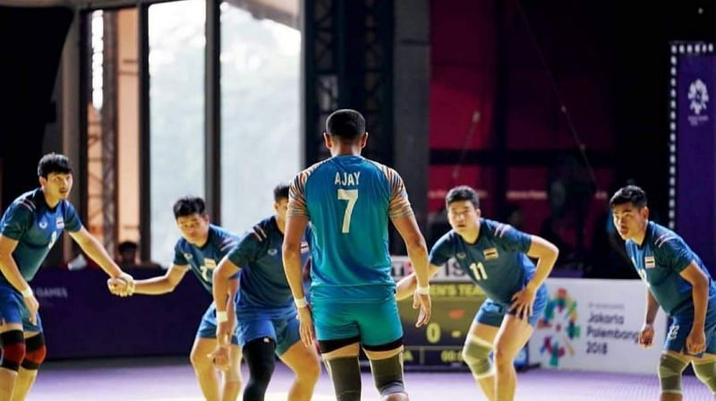 Indian Kabaddi 2018 kreedon