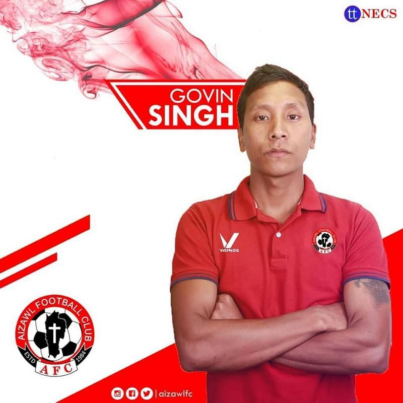 I-League 2018 : Aizawl FC rope in experienced defender