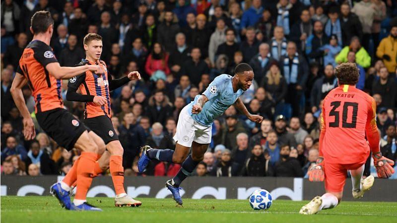 Guardiola defends 'incredible' Sterling