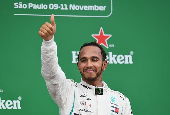 Twitter reacts as Lewis Hamilton questions on F1 races in poor countries like India