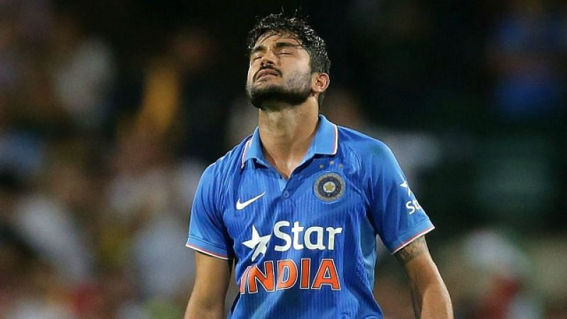 3 Indian cricketers who might not get a game during the upcoming T20 Series against Australia