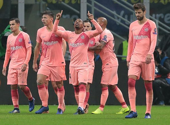 UEFA Champions League: 3 Reasons why Barcelona only managed a point at San Siro