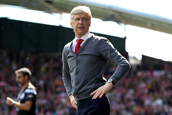 Arsene Wenger turned down the chance to manage Fulham