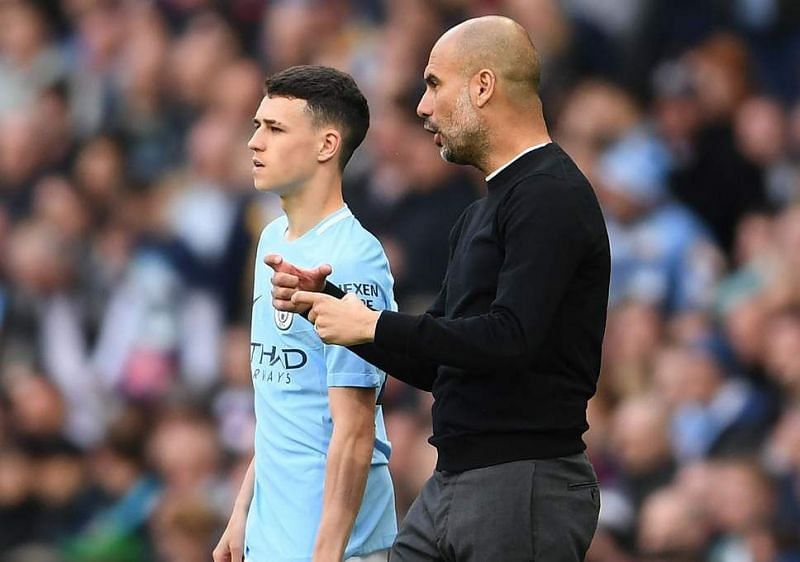 Foden can reach new heights under Guardiola