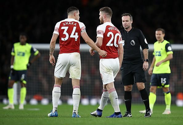 3 Arsenal players out of action at the moment, & an analysis on the way forward
