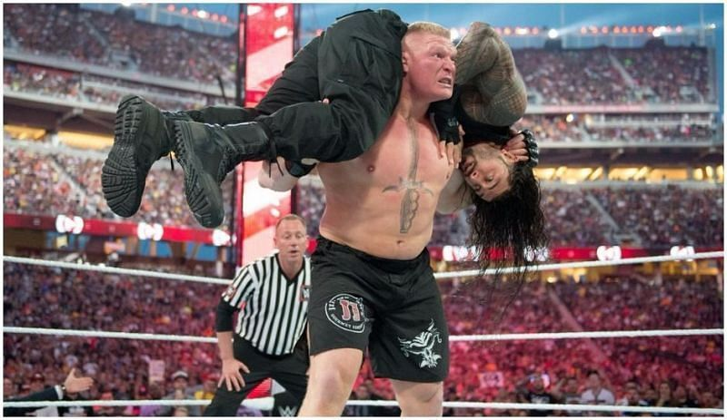 Top 5 Brock Lesnar WWE rivalries