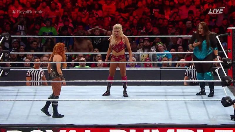 WWE Royal Rumble 2019: Women's Royal Rumble match, winners, video highlights and analysis