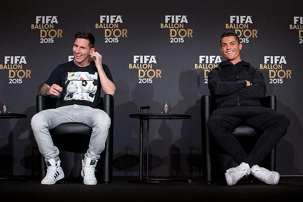Jose Mourinho settles the Messi or Ronaldo debate