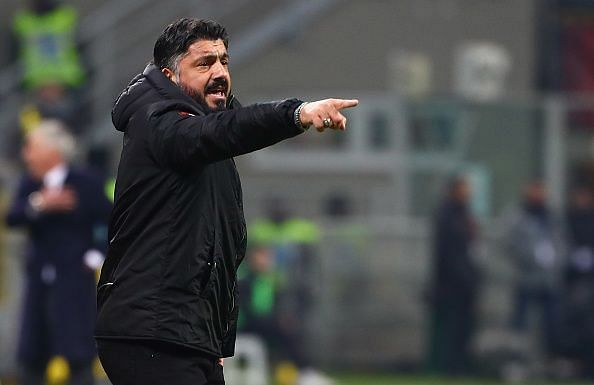 Gattuso and Milan themselves feel their faith in the forward was certainly shattered