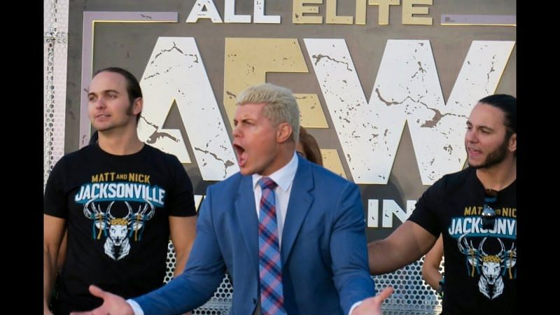 What if AEW starts a new Monday Night War?