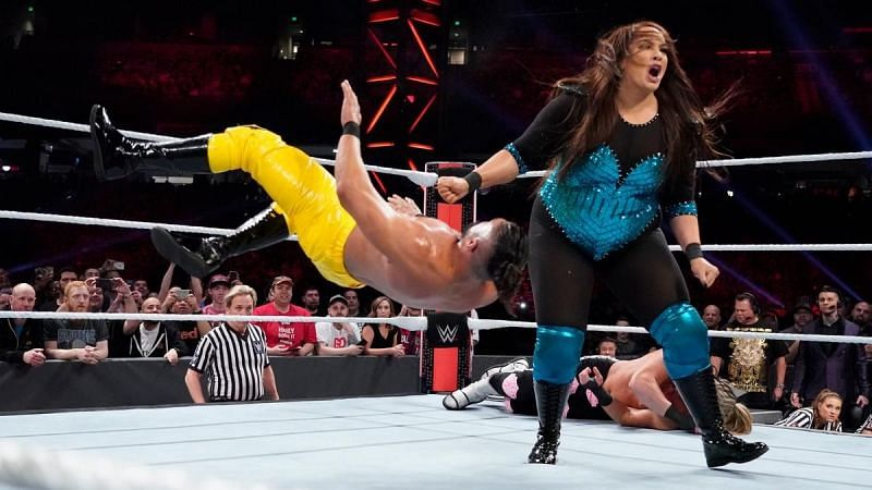 WWE Rumors: Interesting reason why Nia Jax was in the men's Royal Rumble