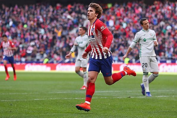 Griezmann has established himself as one of the world's best attackers in recent years