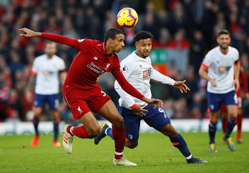 Matip was excellent in defence, as Liverpool had another clean sheet against an unpredictable Bournemouth