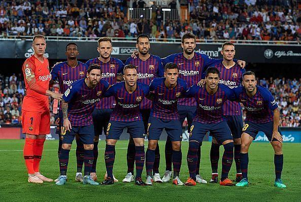 LaLiga 2018-19: FC Barcelona, a team in transition