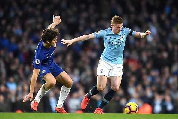 Alonso endured another tough afternoon against a ruthless City that proved razor-sharp in-front of goal