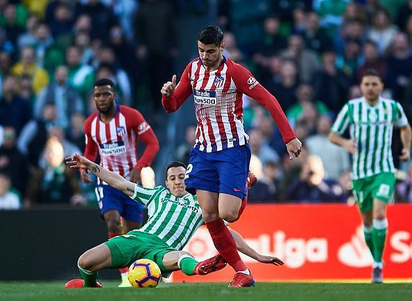 Morata had a decent debut showing, despite Atletico's defeat - but can he prove critics wrong once again?