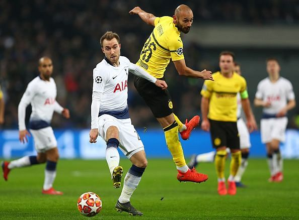 The plaudits will go the way of Vertonghen and Son, but Eriksen's influence cannot be understated either
