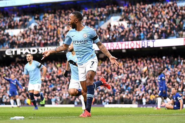 Sterling has continued to develop in the final third under Guardiola's guidance in Eastlands