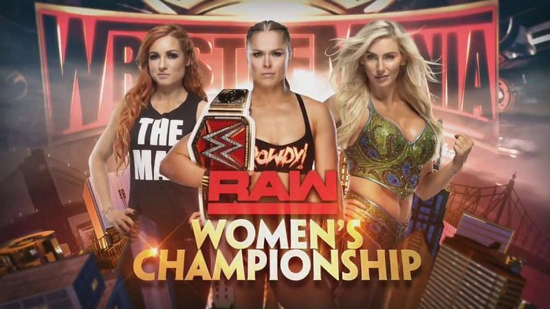 WrestleMania 35: 3 possible finishes for the Raw Women's Championship match