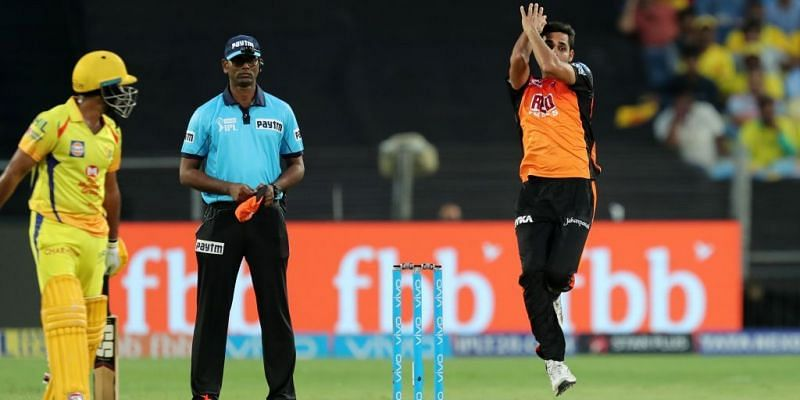 Image result for srh death bowling