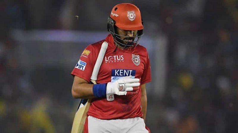 yuvraj singh IPL 2018