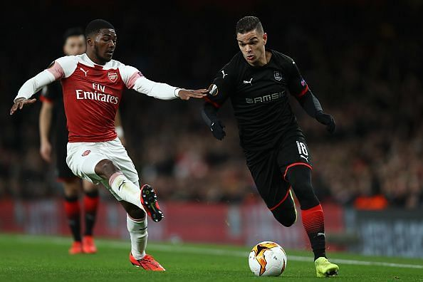 Ben Arfa was effectively shackled by Maitland-Niles and despite flashes of quality, they were too infrequent