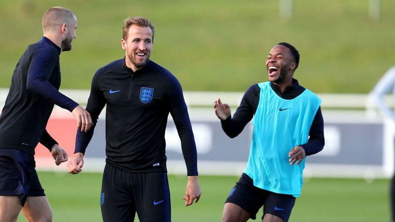 Sterling in the running for player of the year - Kane
