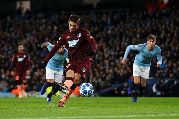 Andrej Kramaric: Perfect deputy to former Hoffenheim star Firmino at Liverpool?