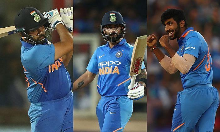 आईसीसी रैंकिंग: टेस्ट, वनडे और टी20 अंतरराष्ट्रीय