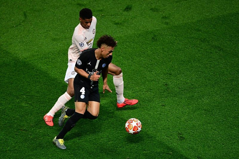 Kehrer endured a tough time in defence, gifting Lukaku's first and struggling to impose himself