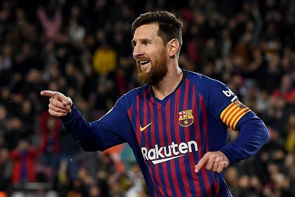 Lionel Messi News: Barcelona superstar closes in on all-time club record