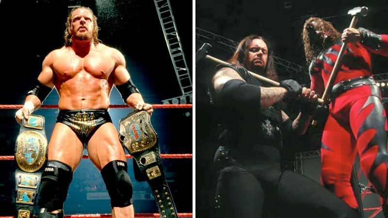 3 WWE Gimmick Changes That Made Careers and 2 That Destroyed