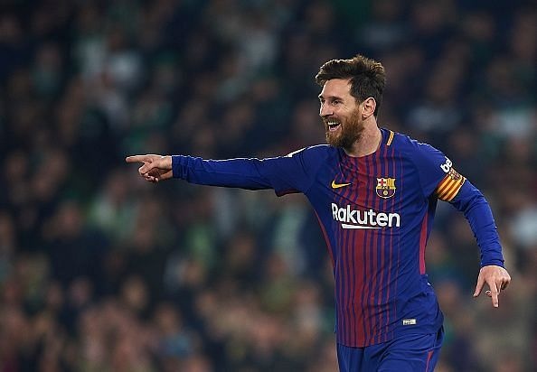 Video: Lionel Messi's humble response to 50th career hat-trick goes viral