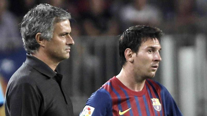 Champions League news: Mourinho gives verdict on Liverpool-Barcelona clash while also tipping Messi to win the Ballon d'Or