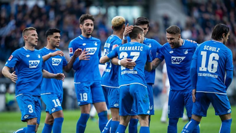 Hoffenheim almost always score and concede