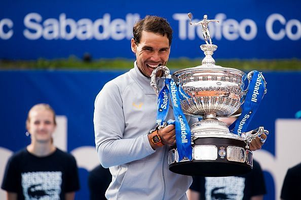 Barcelona Open 2019: Rafael Nadal's probable path to the title