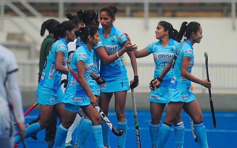 भारतीय महिला हॉकी टीम ने मलेशिया को हराकर जीती सीरीज