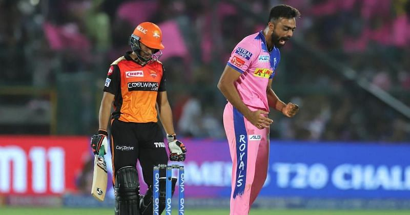 sunrisers lose to rr