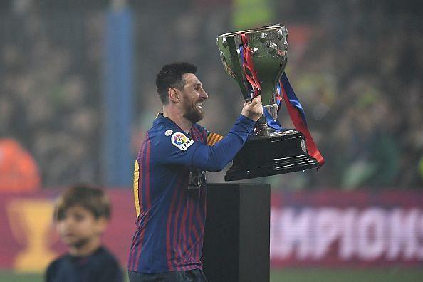 La Liga: मेस्सी का दमदार गोल और 26वीं बार बार्सिलोनाबना चैम्पियन