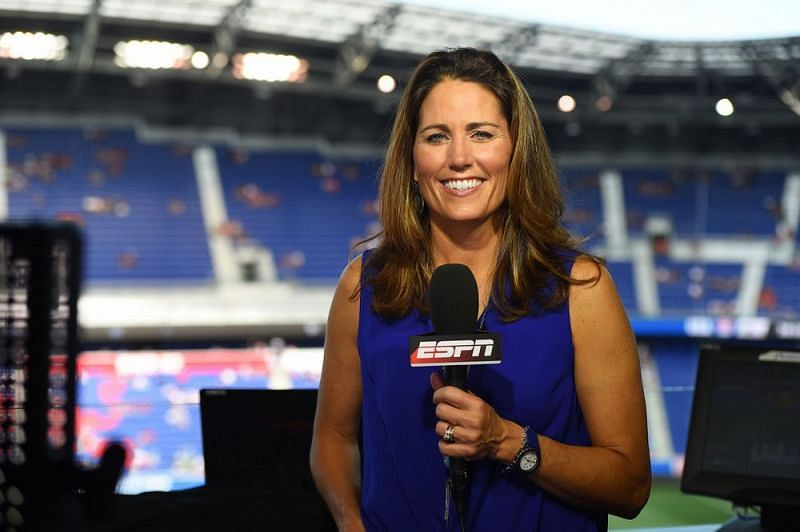 Exclusive: Soccer great Julie Foudy on her greatest accomplishment, working with DICK's Sporting Goods, and more