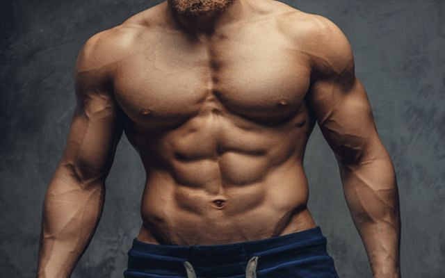 5 Exercises for a toned and chiseled chest without weights